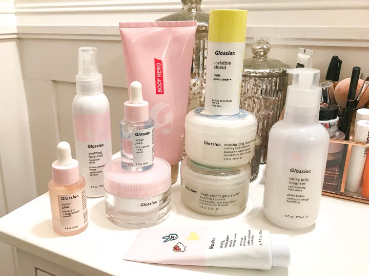 I tried all of Glossier's skincare products. Here's what Ithink.